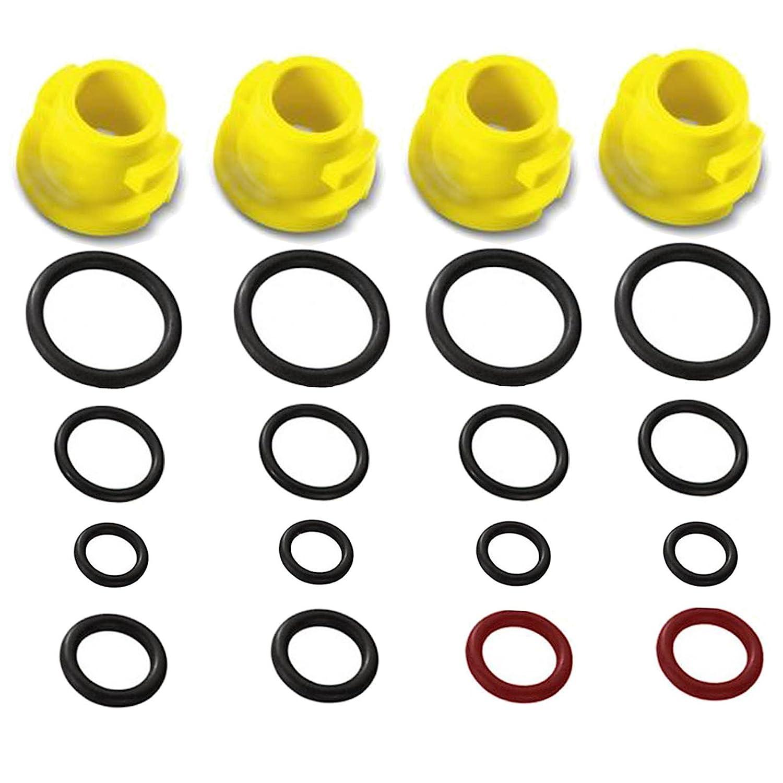 Genuine Karcher Pressure Washer O-ring Nozzle Set Fits: K1 K2 K3 K4 K5 K6 K7