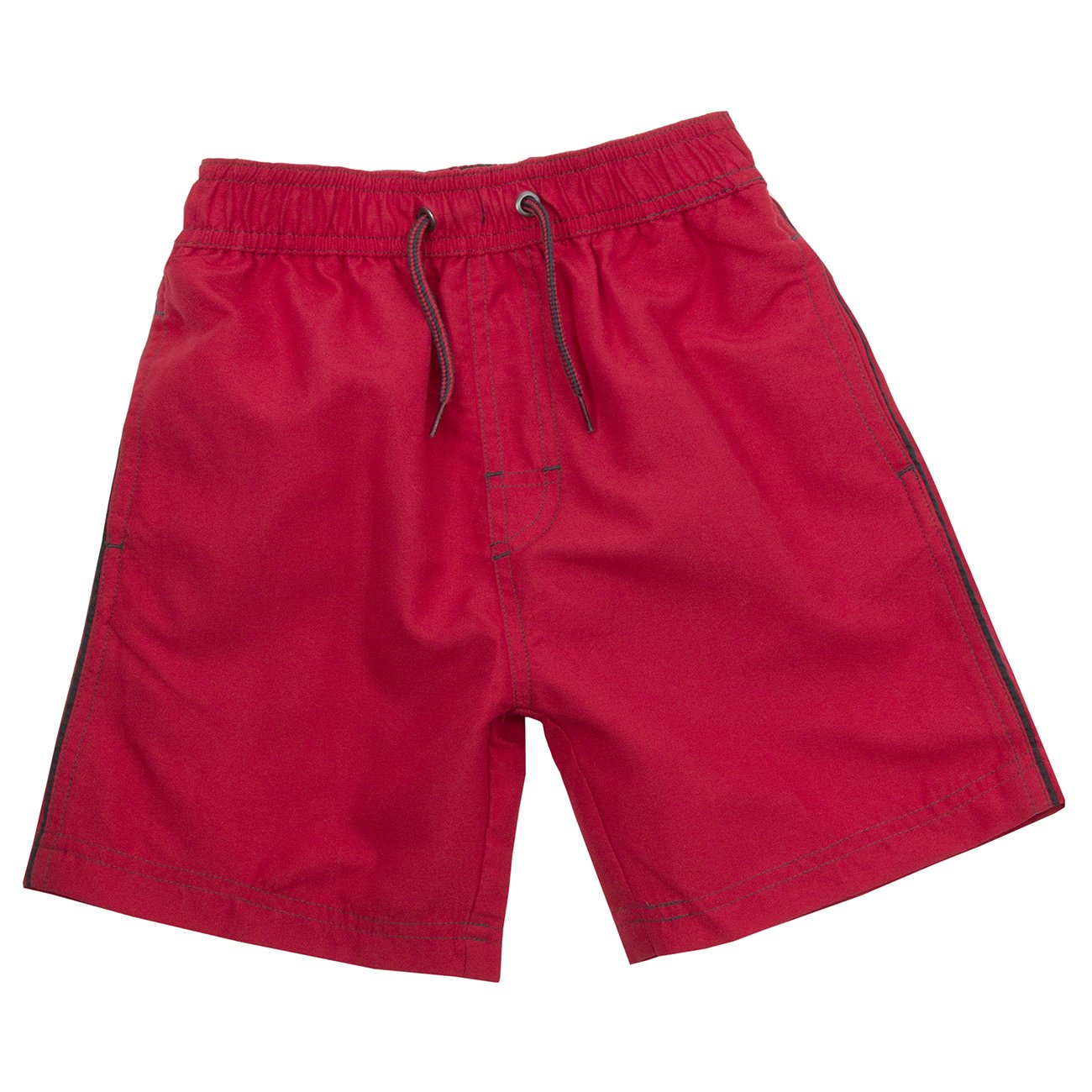 Cargo Bay Boys Swim Shorts with Contrast Side Piping