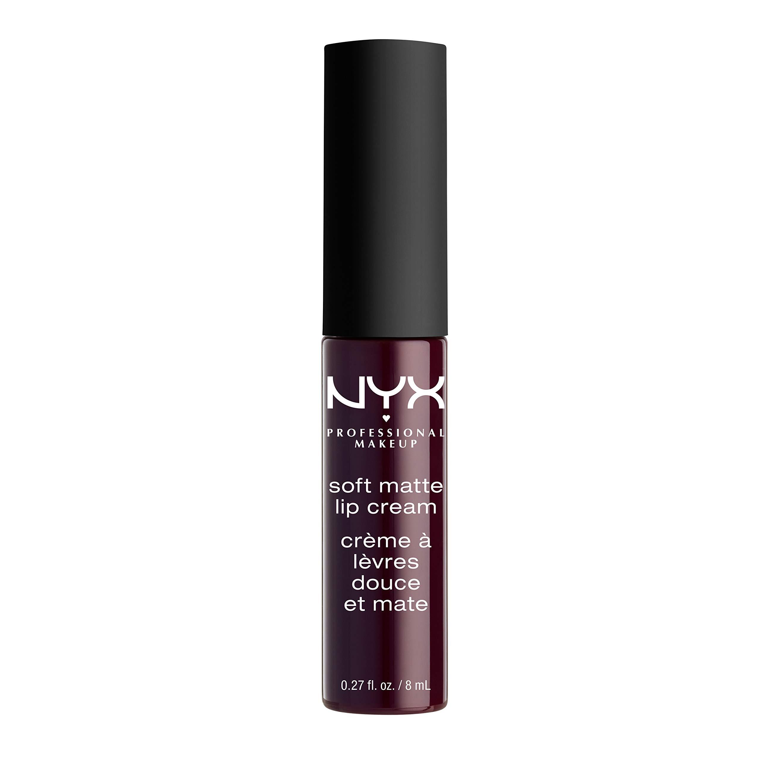 NYX Cosmetics Soft Matte Lip Cream Transylvania