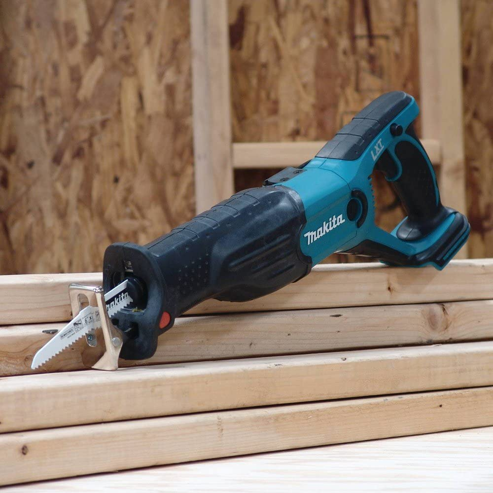 Makita XRJ02Z LXT Lithium Ion Cordless Recipro Saw Tool Only, No Battery Discontinued by Manufacturer
