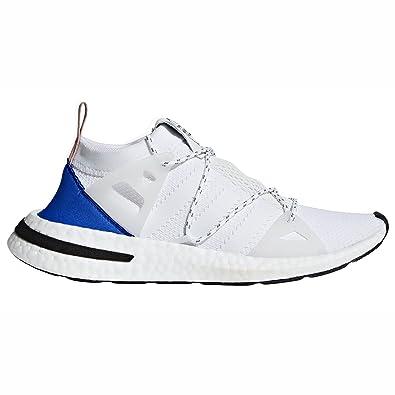 adidas Originals ARKYN CQ2748 Weiszlig;/Esche Perle. Weiszlig;e Damen Sneakers. Sneaker