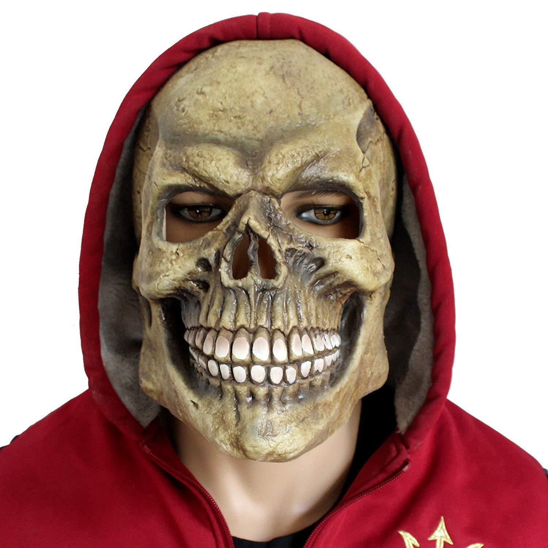 Máscara cráneo calavera Halloween