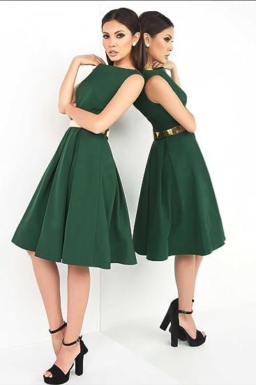 Review Mac Duggal Emerald Prom