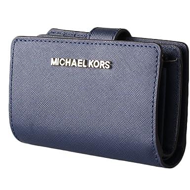36e78d4812a3 マイケルコース MICHAEL KORS レディース 折りたたみ財布 35f7gtvf2l jet set travel bifld zip coin  wallet [