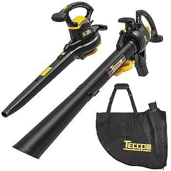 TECCPO TABV01G Lawn Vacuum