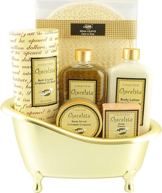 Gloss - caja de baño, caja de regalo para mujeres - Bañera de Baño ...