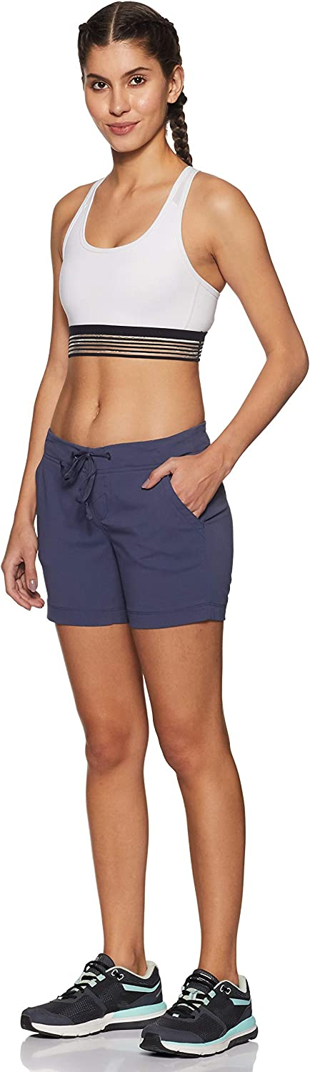 Sun Protection Columbia Womens Anytime Outdoor Shorts Stain /& Water Resistant