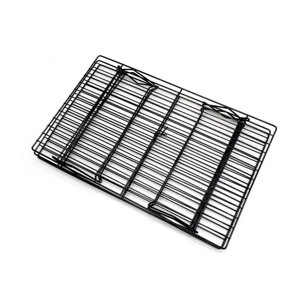 AK ART KITCHENWARE 3 layers Cooling Racks for cookie cake bread Oven Rosting by AK ART KITCHENWARE (Image #6)