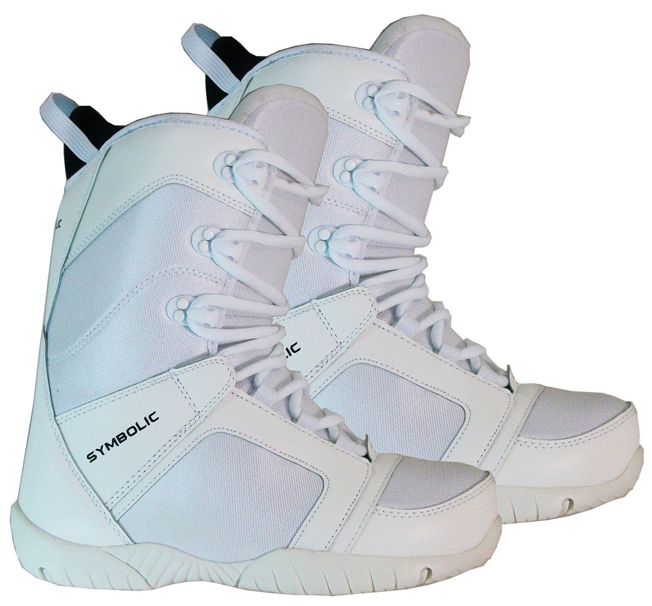 Amazon Symbolic Ultra Light White Snowboard Boots Mens 5 6 7 8