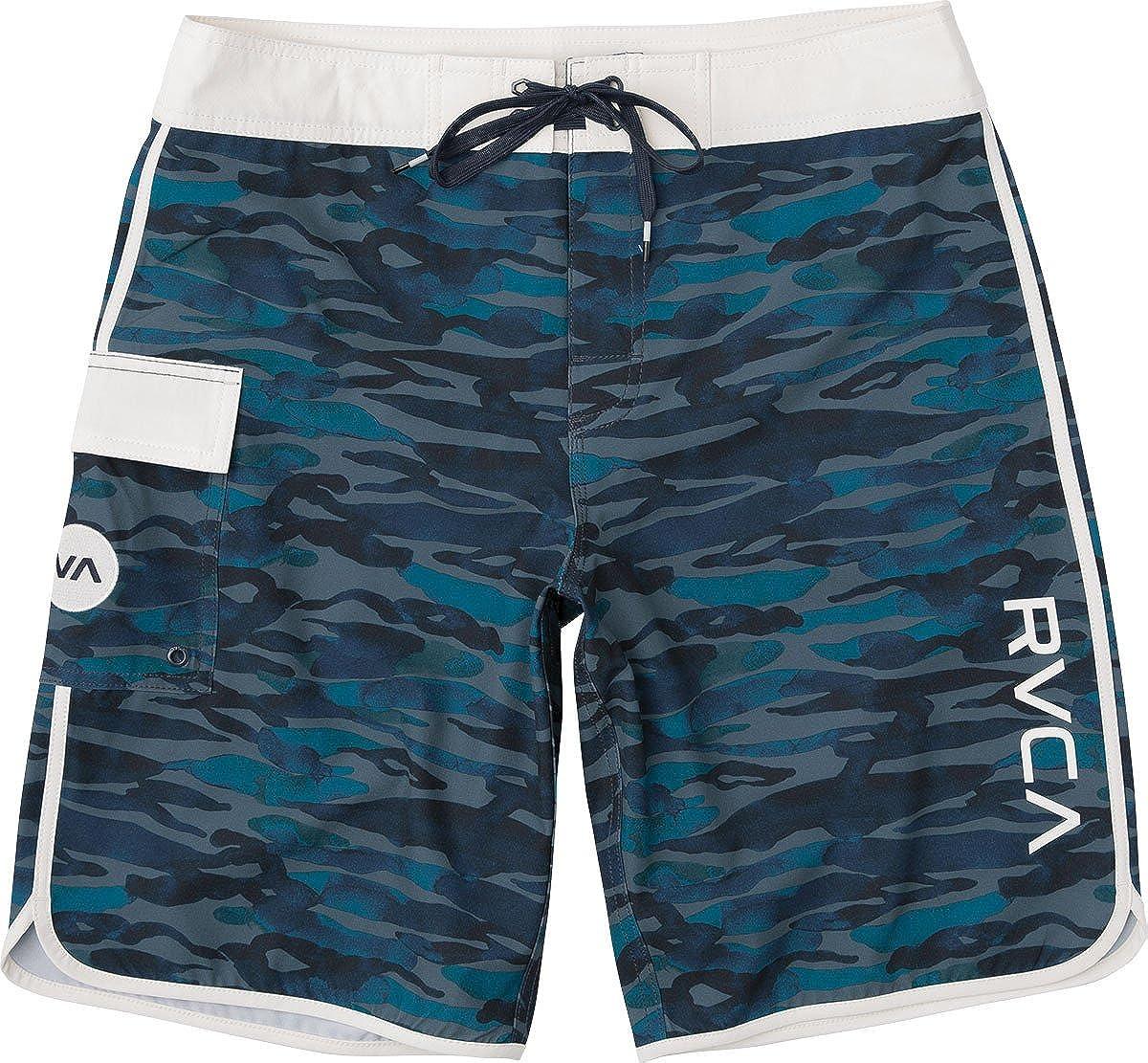 New Slate RVCA Eastern Boardshorts