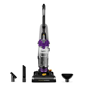 Eureka NEU182B Upright Bagless Vacuum for Shag Carpet