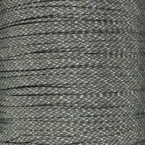 Paracord Planet Coreless 650 Paracord – Multiple Colors – Lengths of 10, 20, 25, 50, 100, 250, 300, 500 or 1000 feet by PARACORD PLANET (Image #1)