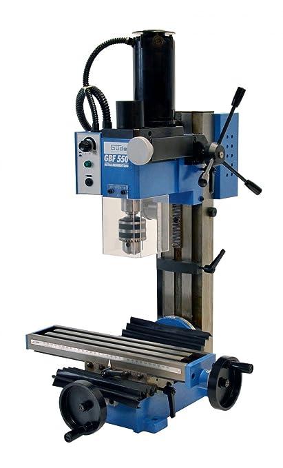 Güde Mini de perforación - y máquina de fresado GBF 550 48140
