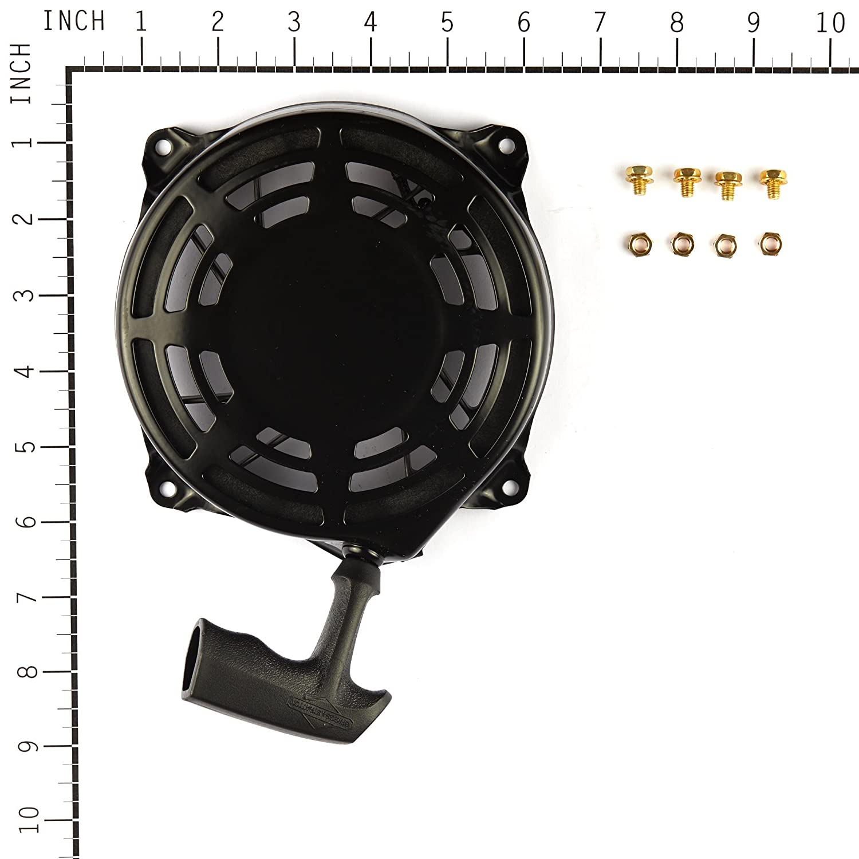 Briggs Stratton 497680 Rewind Starter Lawn And 10 Hp Snapper Engine Diagram Wiring Schematic Garden Tool Replacement Parts Outdoor