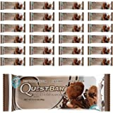 Quest Nutrition Protein Bars, Double Chocolate Chunk (2-Pack of 12)