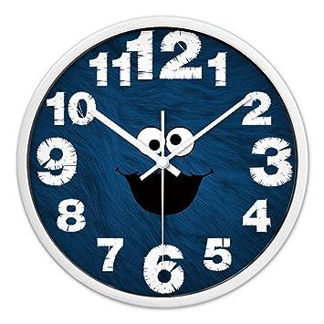 SL&HEY Silencio de manera creativa el den digital living comedor dormitorio oficina reloj relojes cuarzo reloj