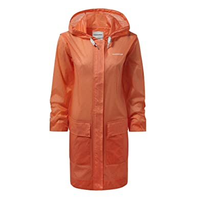 551ab86c7 Amazon.com: Craghoppers Womens/Ladies Tulla Waterproof Jacket: Clothing