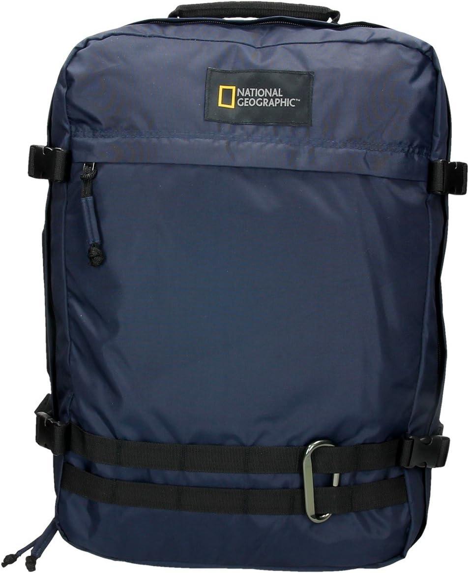 Mochila maleta hombre National Geographic AZUL