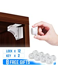 Amazon Com Cabinet Locks Amp Straps Baby Products
