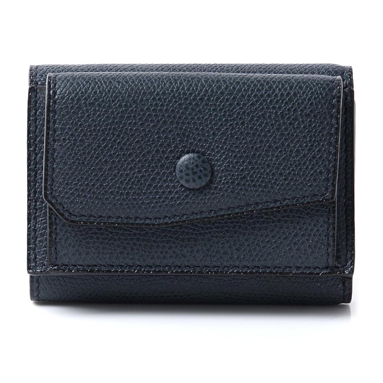 (ヴァレクストラ) Valextra 3つ折り 財布 LEATHER [並行輸入品] B07BYDW5D8
