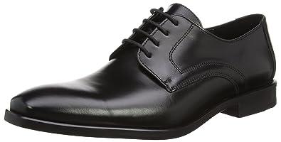 Lloyd Shoes Mens Danville Leather Lace Up Oxford Shoe