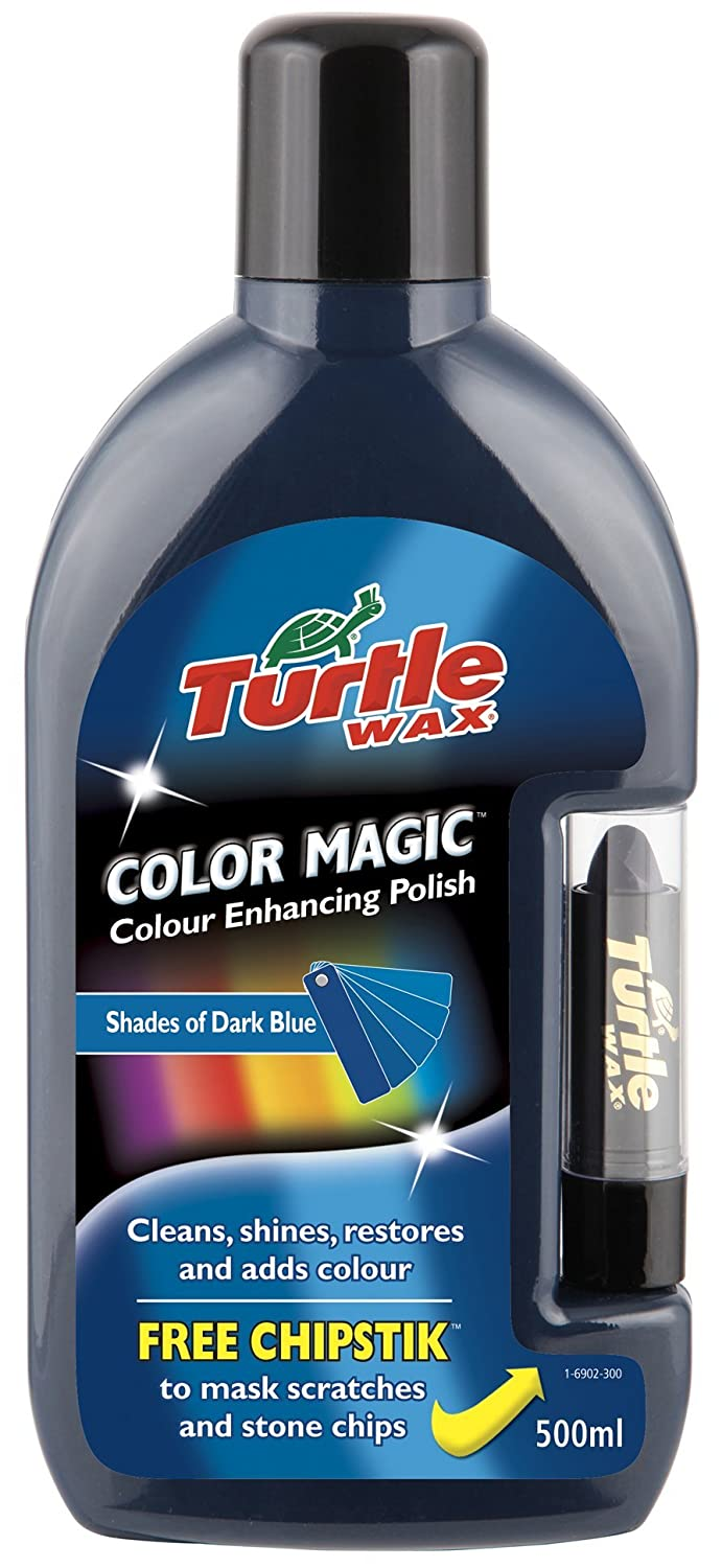 Car color paint that hides scratches best - Amazon Com Turtle Wax Dark Blue Color Magic Plus Colored Car Polish Cleans Shines Restores Scratches With Chipstick 500 Milliliter Discontinued By
