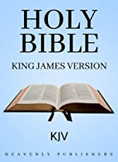 Holy Bible, King James Version for Kindle * Touch + Click Chapter Links * All Word Search (KJV)