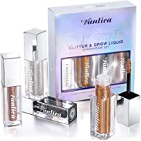 Deals on 4-Pack Glitter & Glow Liquid Eyeshadow Primer Shimmer