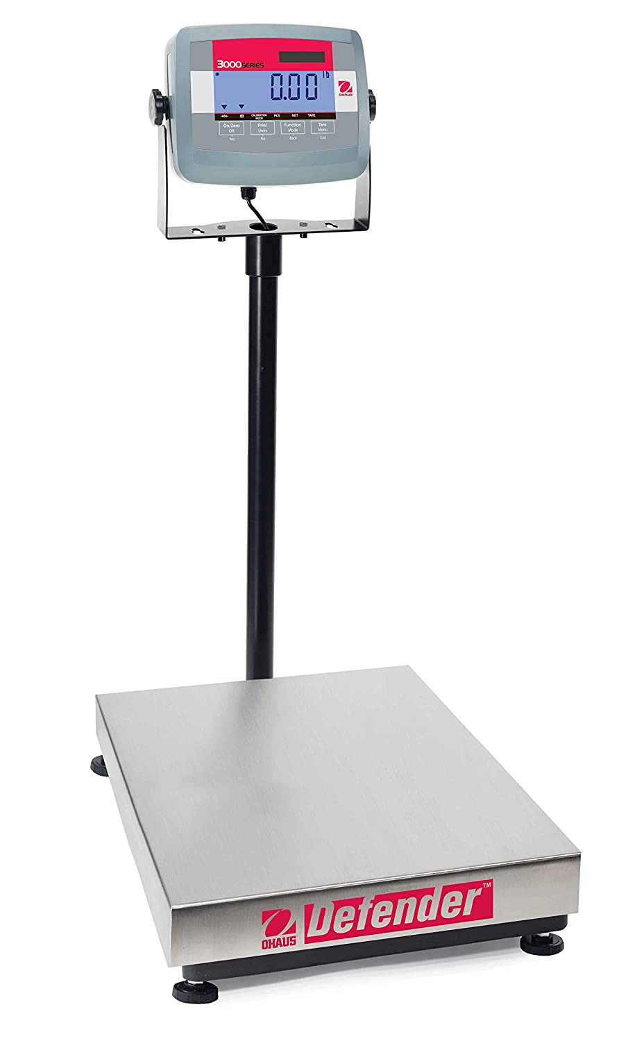 Ohaus Defender 3000standard Series Bench scale, Ohaus Defender: d31p30br-m