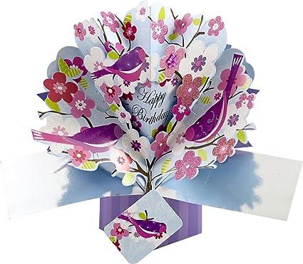 Tarjeta de felicitaci/ón sorpresa para cumplea/ños Second Nature