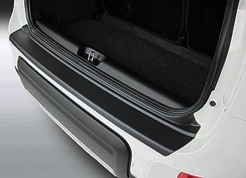 protezione per paraurti in plastica ABS si adatta grazie a smussatura Aroba AR744 colore: nero
