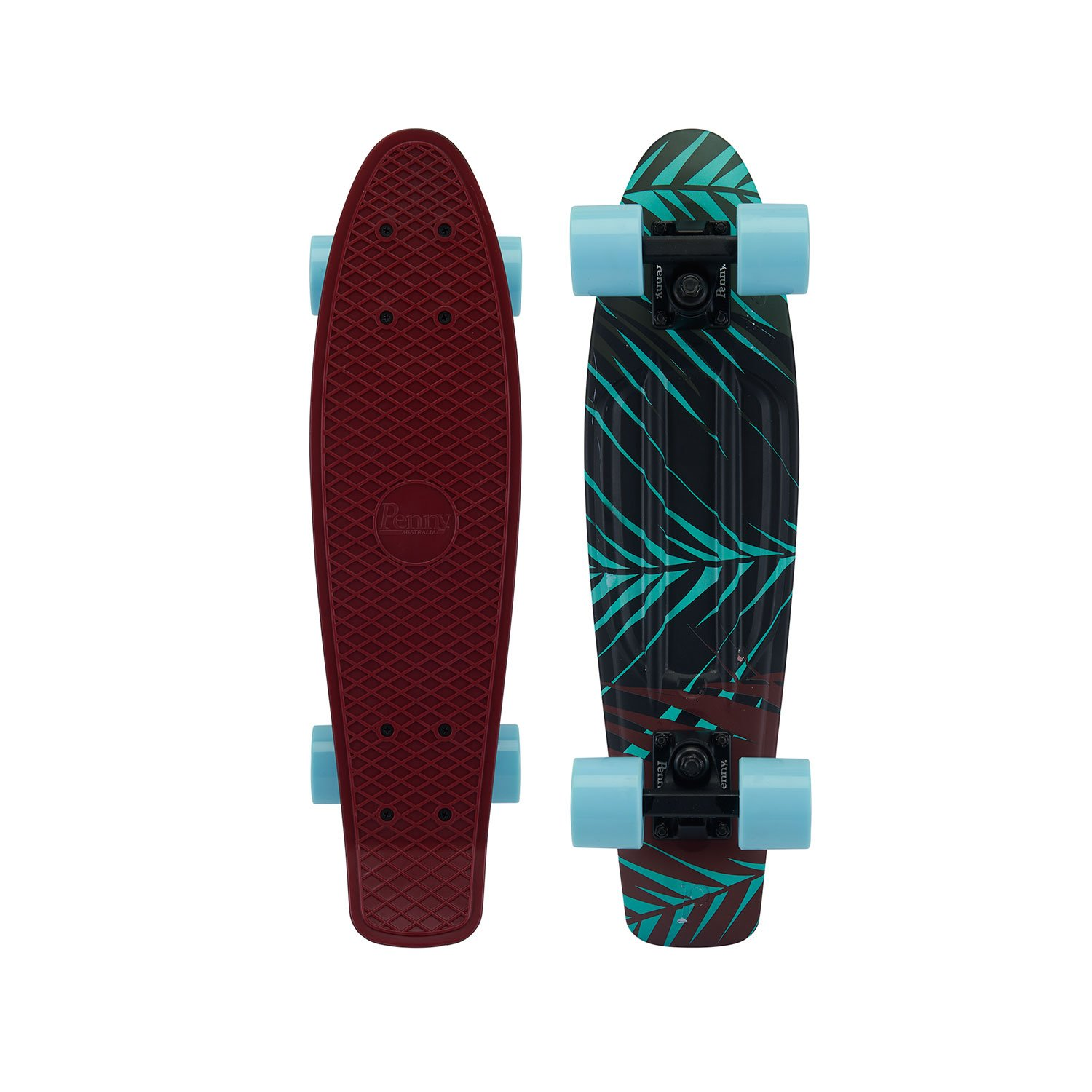 Penny Graphic Skateboard - Palm Shadow 22''