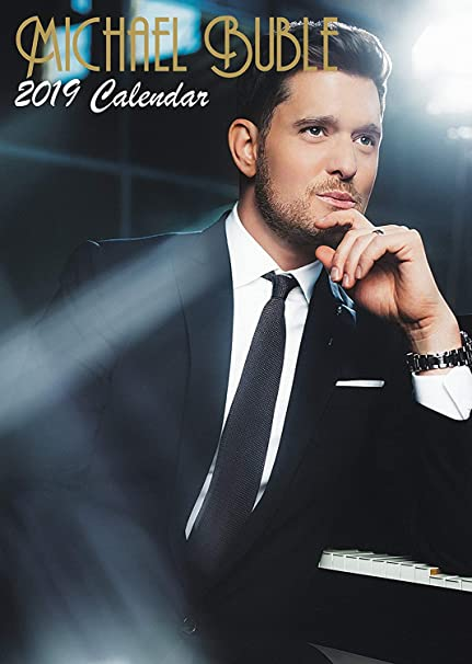 Michael Buble Christmas Special 2019.Michael Buble 2019 Large A3 Poster Size Wall Calendar