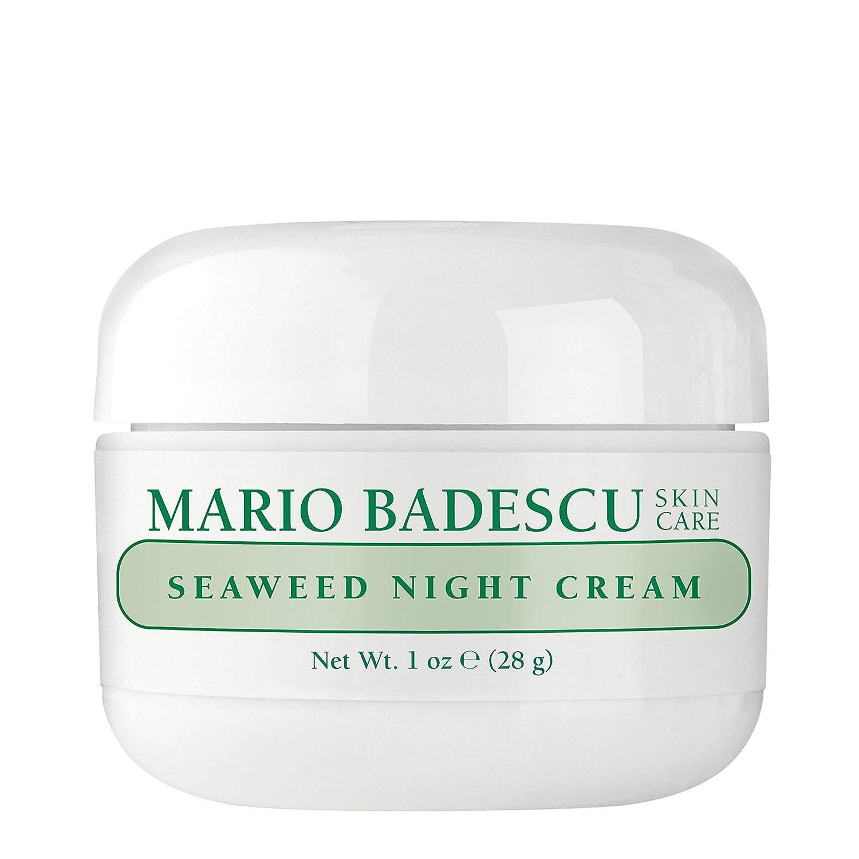 Mario Badescu Seaweed Night Cream, 1 oz: Premium Beauty