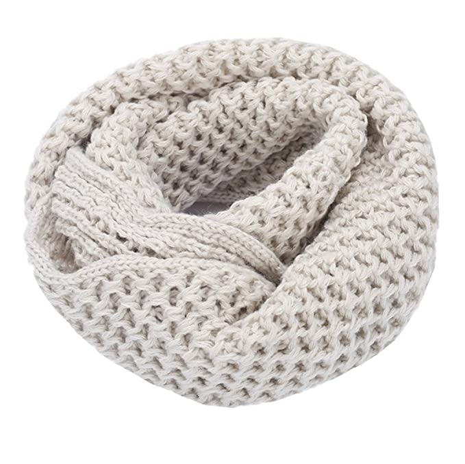 Fletion Unisex Winter warme Weave Stricken Häkeln Damen Neck Warmer ...