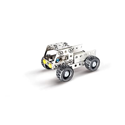 Eitech Starter Series Truck Construction Set and Educational Toy - Intro to Engineering and STEM Learning: Toys & Games
