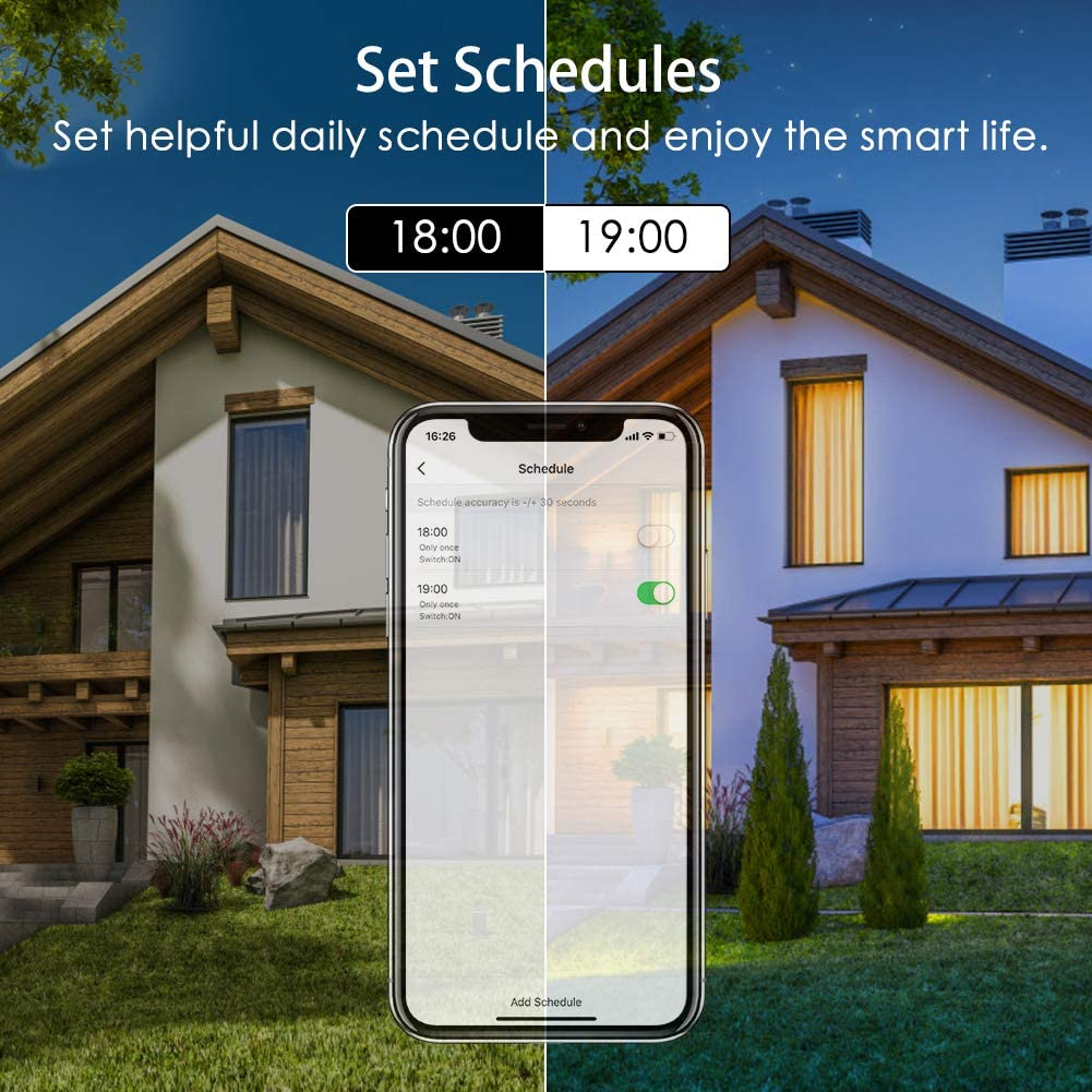 Alexa Lampen E14 Wlan Gl/ühbirnen 5w 2800K Dimmbar Birne 16 Millionen Farben Kein Hub Erforderlich Kompatibel mit Google Home by Avatar Controls