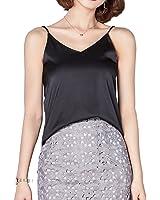 ShyVelvet Women Summer Cami Camisole Halter Top Plus Size Tank Top Sexy V Neck Crop Top
