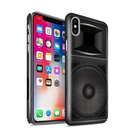 new style 11ec8 b8917 Amazon.com: STUFF4 Gloss Hard Back Snap-On Phone Case for Apple ...