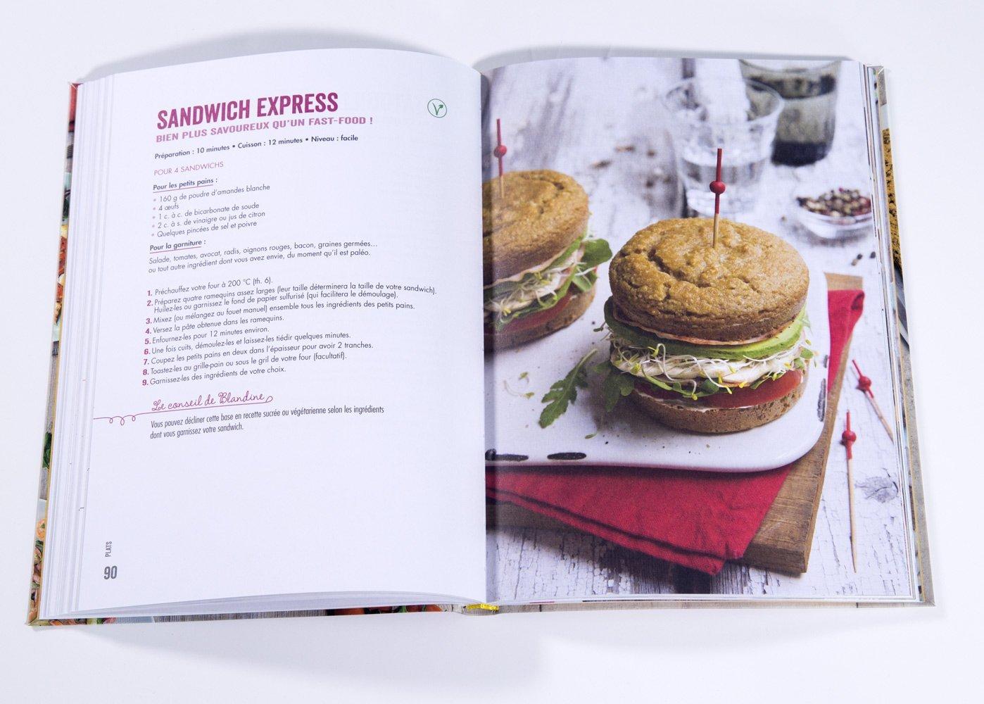 Les 125 recettes faciles & gourmandes de Blandine: Amazon.ca: Blandine  Baslé: Books