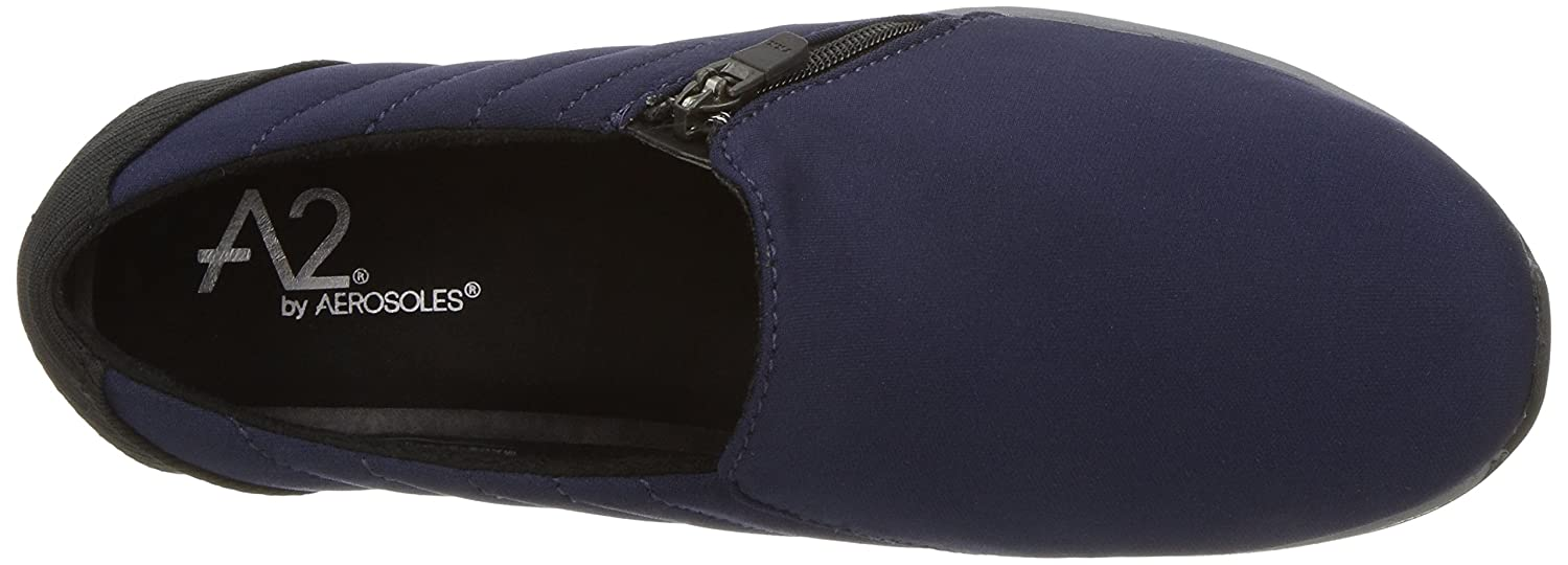 Aerosoles A2 by Women's US|Navy Envelope Flat B06Y48DLQV 6 W US|Navy Women's Fabric 847e7f