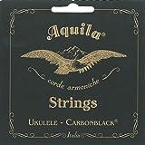 Aquila 141U Carbonblackシリーズウクレレ弦 ソプラノ High-G AQC-SR