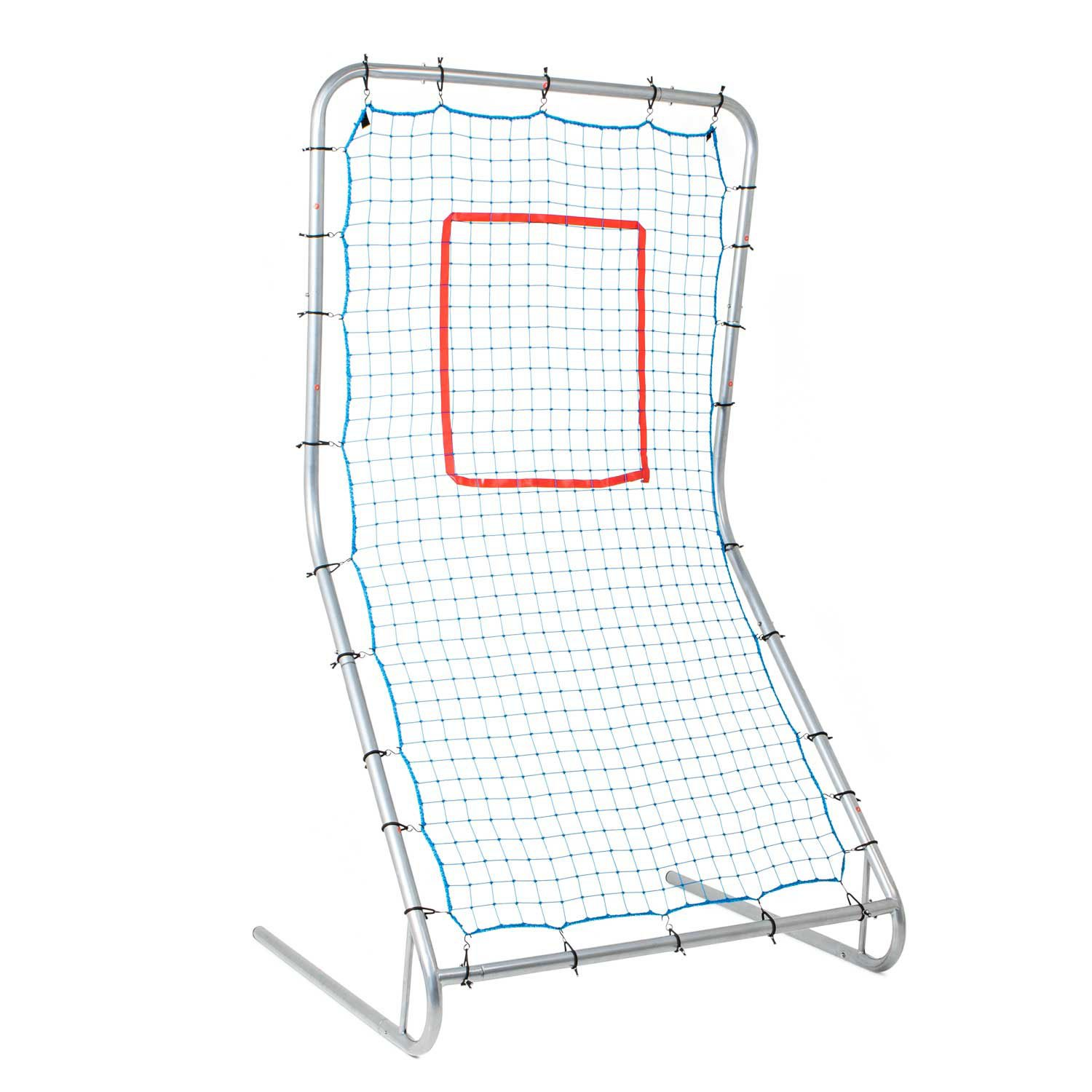 Champion Sports Baseball Training, Pitching, Fielding Net with Strike Zone for Kids, Adults- Premium, Durable Rebounder Pitcher Nets - Softball Training Equipment for Little League, Varsity Practice by Champion Sports