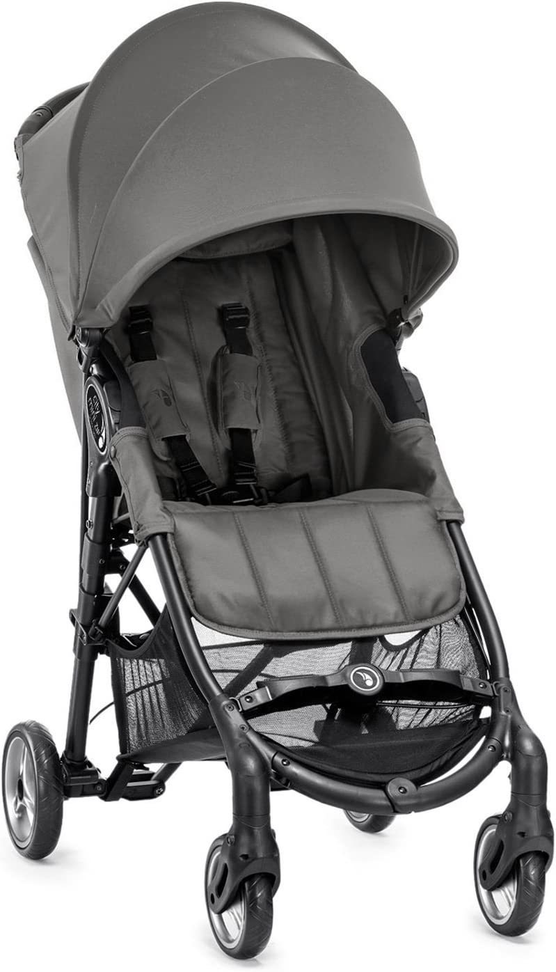 Baby Jogger City Mini ZIP - Silla de paseo, color gris: BABYJOGGER: Amazon.es: Bebé