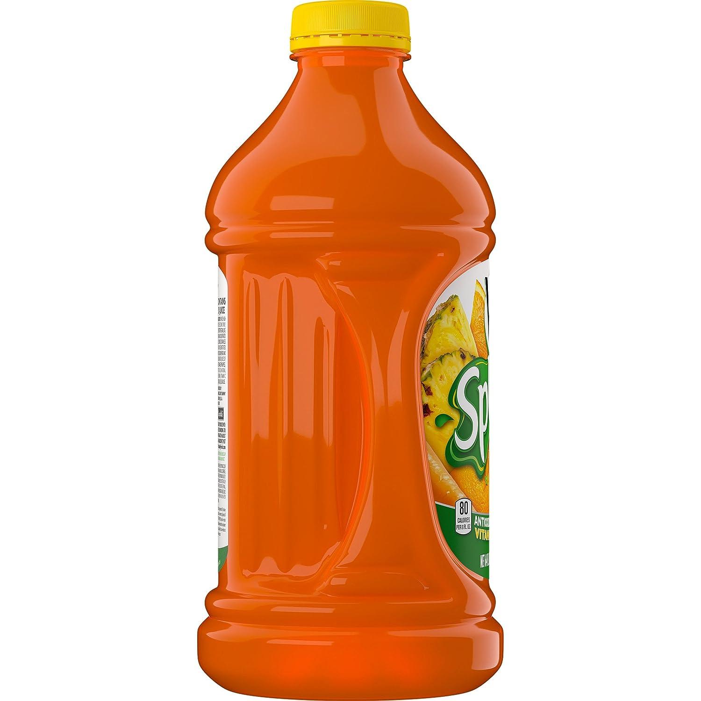 Amazon.com : V8 Splash Orange Pineapple, 64 oz. Bottle (Pack of 6) : Grocery & Gourmet Food