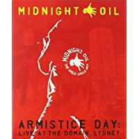 Midnight Oil - Armistice Day: Live at the Domain, Sydney [Import italien]