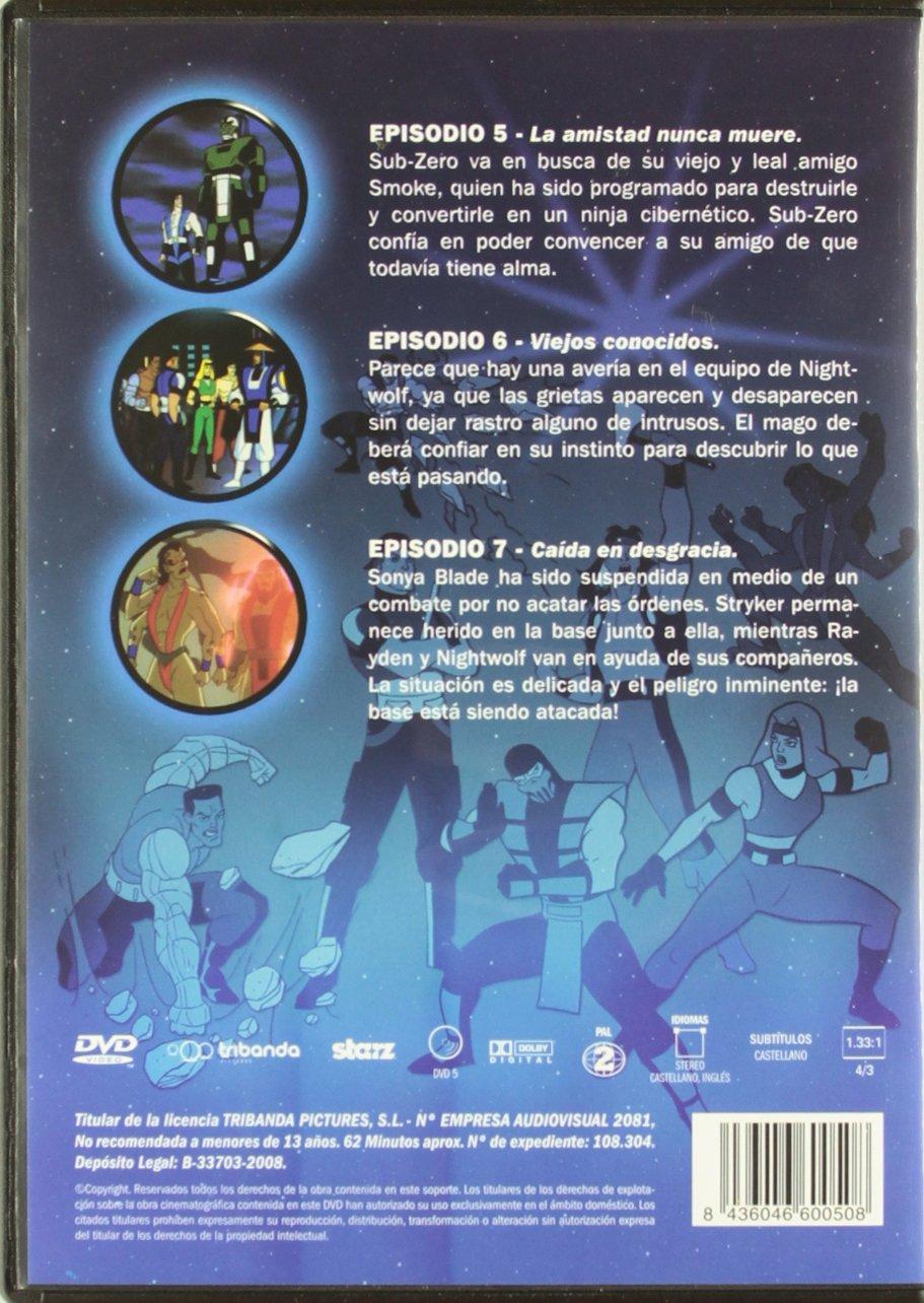 Amazon.com: Mortal Kombat 2 (Import Movie) (European Format ...
