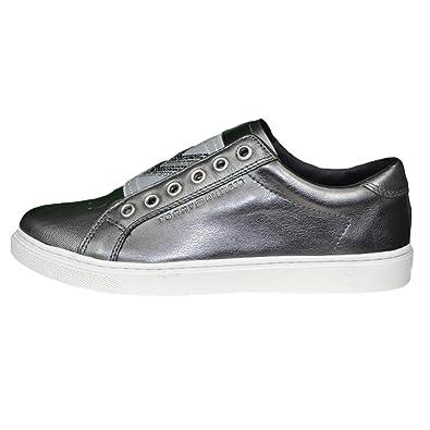 a171b8d4b190 Tommy Hilfiger, Damen Sneaker  Amazon.de  Schuhe   Handtaschen