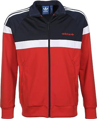 Adidas Originals Red Navy Jacket Itasca At Very Attractive