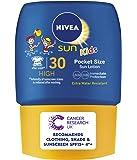 Nivea Sun Kids Pocket Size Sun Lotion, SPF 30-50 ml